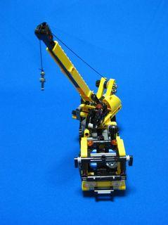 LEGO Technic 8067 勇姿2