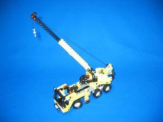 LEGO Technic 8067 勇姿4