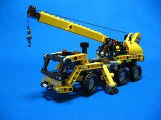 LEGO Technic 8067 勇姿