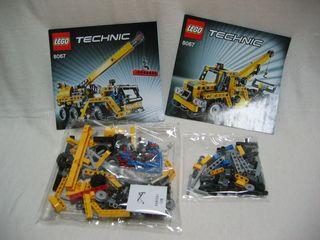LEGO Technic 8067 パーツ袋2