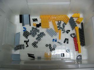 LEGO Technic 8067 パーツ全部