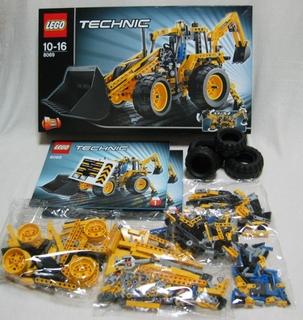 LEGO Techinic 8069 全景